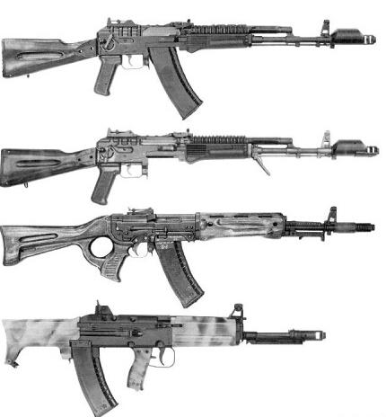 世界枪械排行榜