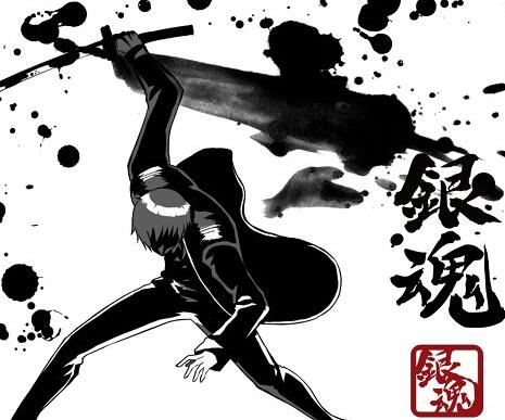 最新日本动漫银魂人物人气排行榜