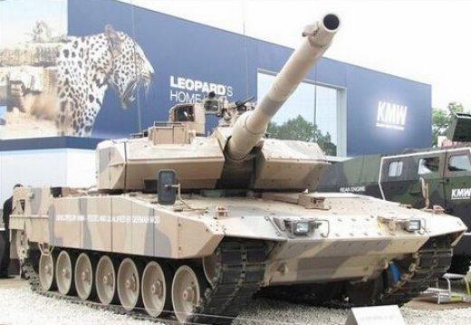 世界十大主战坦克排行榜