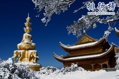 中国十大著名佛教名山排行榜 中国佛教名山有哪些