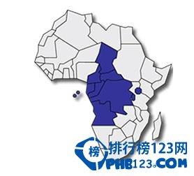 非洲国家面积排名