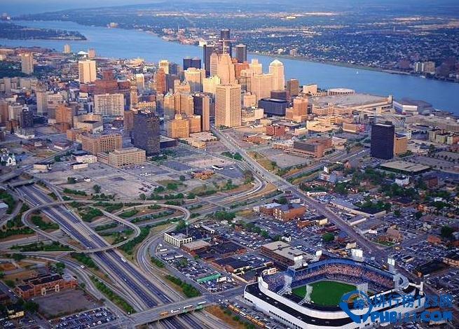 美国城市经济排名2014