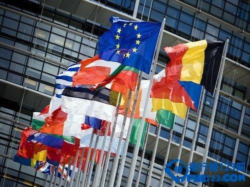 欧盟成员国最低工资排行榜