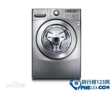 滚筒洗衣机品牌排行榜2015前十名