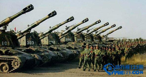世界上军队最强的国家top10