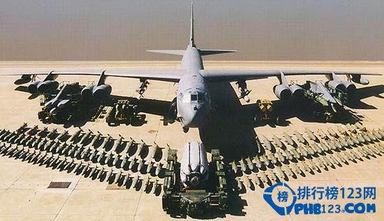 世界上最大的轰炸机B-56轰炸机