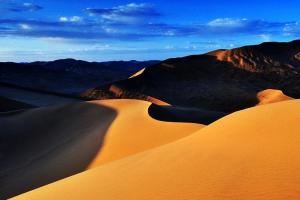 盘点中国最美丽的六大沙漠