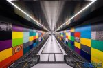 欧洲十大最美地铁站排行