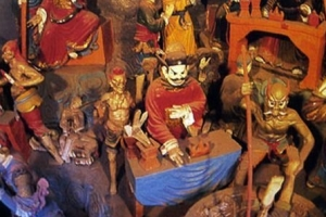我国古代神话中的十大冥帅排行榜