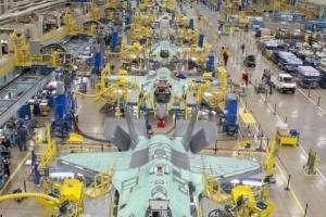 全球军工企业排行榜 中国企业无一上榜