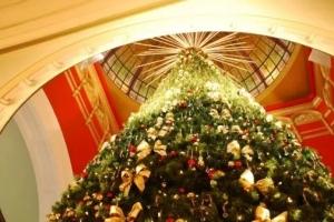 世界上最贵的圣诞节,别墅圣诞装饰预算243万