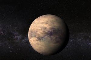 银河系十大宜居行星