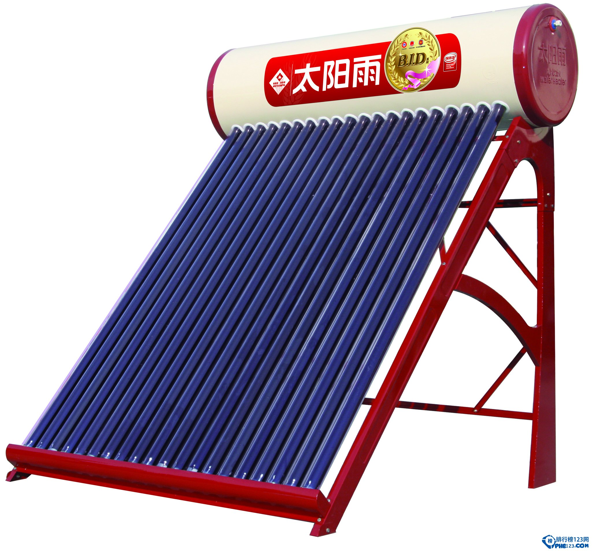 2016太阳能热水器的十大品牌排名