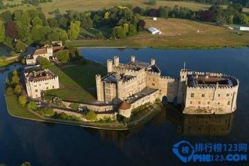 """盘点英国十大""""粘着""""历史的古典城堡 最初为防御工事"""