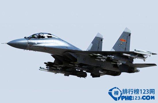 中国歼-16战斗机