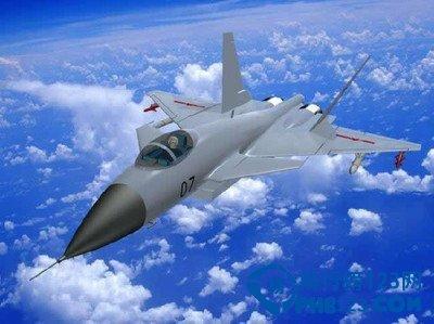 中国歼-10C战斗机