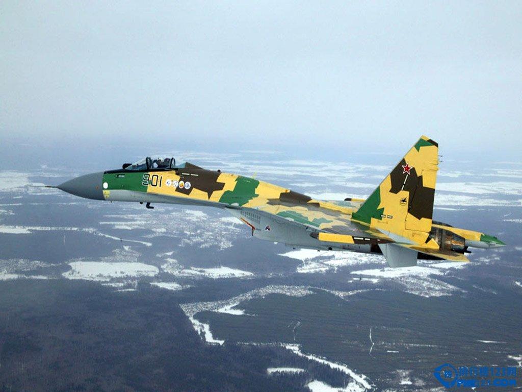 俄罗斯苏-35战斗机