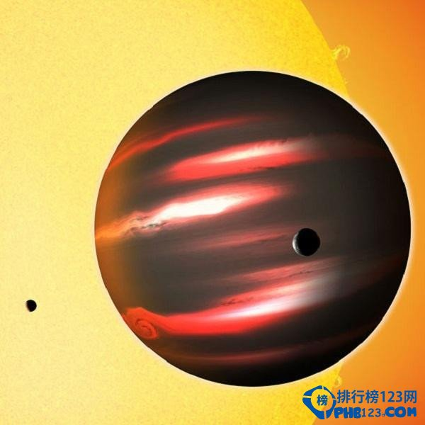 盘点宇宙中发现的十大最古怪行星 古怪至极