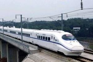 盘点全球速度最快的十大高速铁路 前二在中国