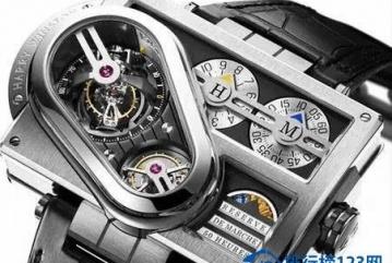 世界上最贵的10只手表排行榜 时髦和品质并重