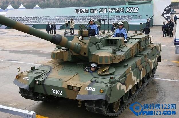 盘点世界十大主战坦克排行