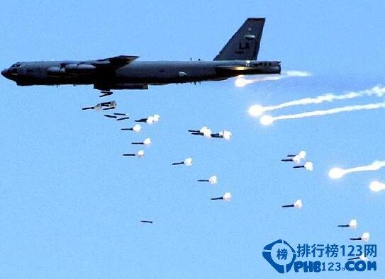 善攻者,动于九天之上!各国都在争相发展空间军事防备能力,为大家进行了2016世界前十轰炸机排行。