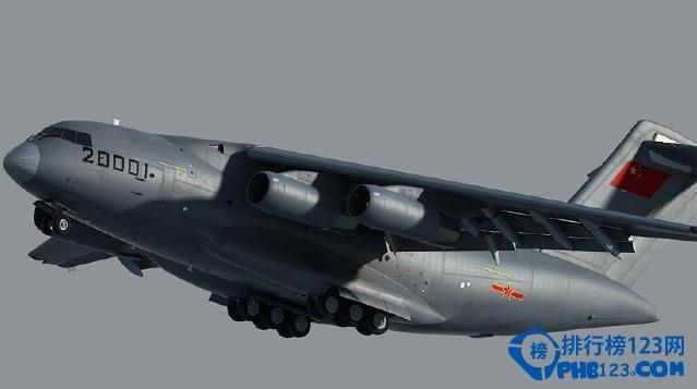 """大型运输机是指起飞总重量超过100吨的运输类飞机,包括军用、民用型。现代大型运输机的航程已达上万千米,基本已实现跨洲际部署,经空中加油后,可实施全球输送。大型军用运输机的技术水平,运载效能、和装备数量已成为衡量一个国家是否具备""""战略空军""""能力的重要标志。下面就来为您盘点全球大型运输机排行榜"""