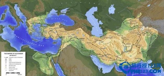 历史上的伟大帝国不计其数,但大部分都随着时间的推移消失了,下面为您盘点历史上最伟大的十大帝国排行。