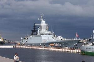 盘点世界十大护卫舰排行榜 056舰重磅出击
