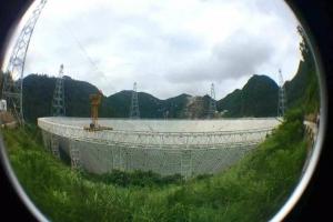 世界上最大的单口径射电望远镜有多大?单口径达500米