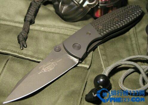 mirotch lcc d/a 双动折刀