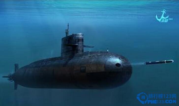 世界各国潜艇数量排名:领海面积大的有优势吗?