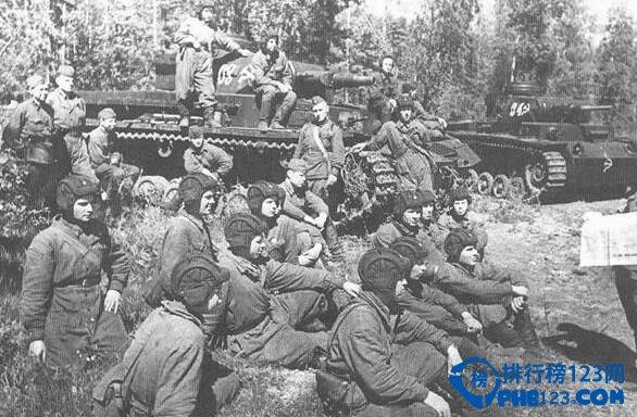 二战单兵作战能力最强的排行榜,德国兵最厉害