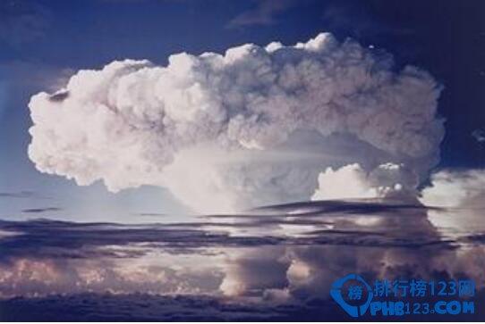 世界十大核武排行,谁家的核弹最厉害