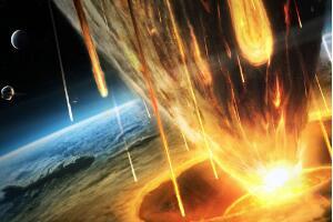 世界上最大的陨石坑:加拿大曼尼古根陨石坑(直径1万米)