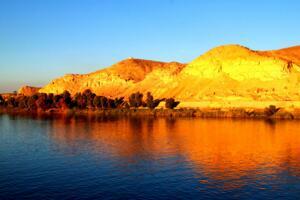 世界上最长的河流,尼罗河(长6670公里/287万平方千米)