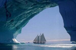 世界最大的岛屿,格陵兰岛(面积2166086平方千米)