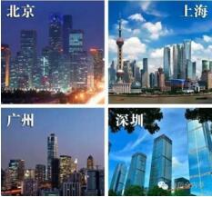 2016年一线城市有哪些 2016中国一线城市排名和名单
