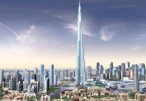 日本最高建筑物,天空英里塔2045年竣工(约1700米)