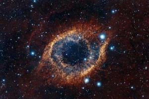 宇宙中的眼睛,上帝之眼即螺旋星云