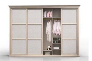 衣柜十大知名品牌排行榜,最值得买的衣柜品牌