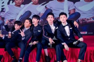 2017年4月16日综艺节目收视率排行榜,高能少年团第一歌王第二