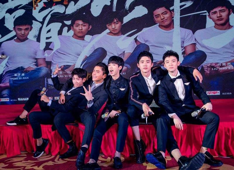 2017年4月30日综艺节目收视率排行榜,高能少年团收视率第一跨界歌王第二