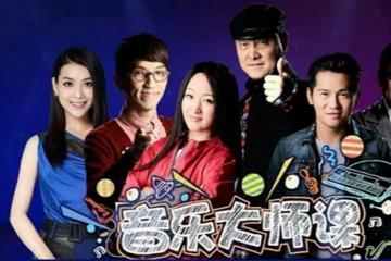 2017年5月2日综艺节目收视率排行榜,音乐大师第一跑男收视率第九
