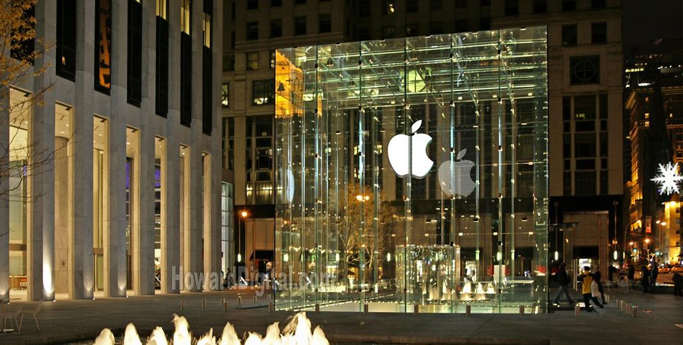 苹果股价最高多少?2017最新苹果股价排行榜