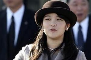日本真子公主订婚 日本三位最美公主排行榜