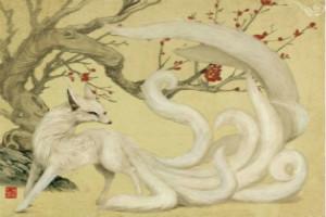 山海经中最好看的神兽,九尾狐不仅在内还代表祥瑞(排名不分先后)