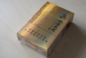 林海灵芝烟价格和图片,林海灵芝香烟价格排行榜(共11种)
