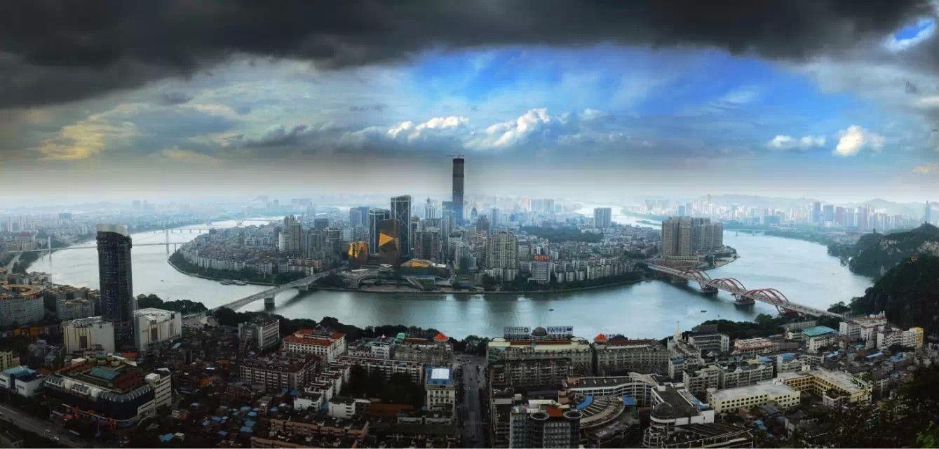 2017柳州市各区人口数量排行榜,历年柳州市人口数量排行榜
