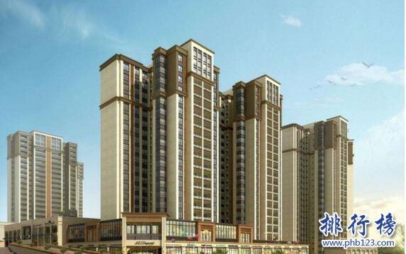 2017贵州安顺房地产公司排名,安顺房地产开发商排名